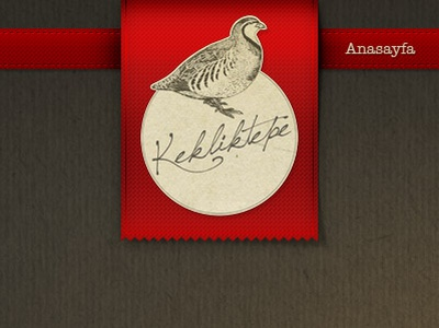 Kekliktepe Menu menu website logo