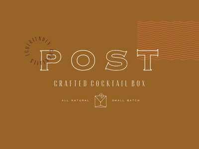 Post Craft Cocktails