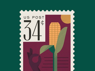 Whiskey Stamp
