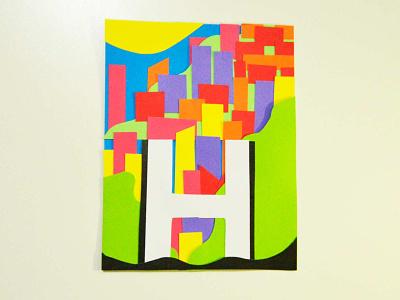 H umildad handmade craft abstract