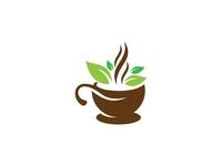 Health Coffee l Logo Design