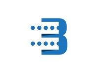 B Ticket l Logo Design