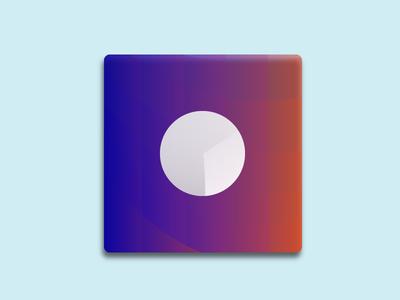 Daily UI - Alarm App Icon