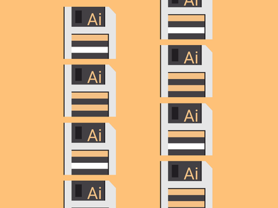 First download of Adobe Illustrator motiondesign motion download floppy floppy disk upload illustrator adobe illustrator cc vector design adobe illustrator adobe