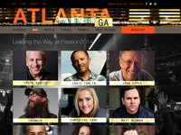 Passion 2014 Speakers Page