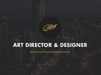Collier.co Web Design