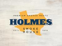 Holmes Smokehouse Logo