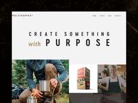 Steadfast Homepage