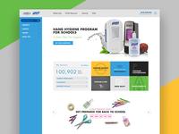 Sales Portal UI/UX Design