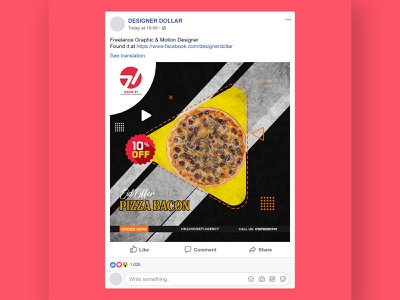 SOCIAL MEDIA FOOD POST DESIGN design branding web banner design web banner ad web banners inspiration banner social media banner social media social media design facebook ads facebook banner facebook cover facebook ad banner design banner ads instagram stories instagram banner instagram post