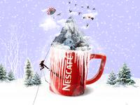Nescafe Unofficial Ads