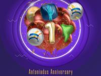 Andalusia Antoniadus Anniversary Campaign