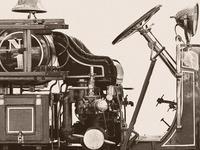 1928 American LaFrance firetruck