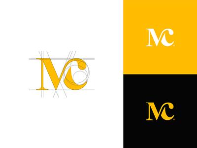 MC - Personal Branding: Manuel Cordero identidad corporativa wordmark logotipo brand identity identity brand mark badge icon monogram logo branding