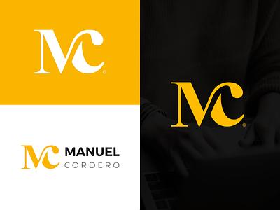 MC - Personal Branding: Manuel Cordero pt.2 branding design logo design logotipo logo identity mark wordmark monogram identidad corporativa icon brand identity brand badge branding