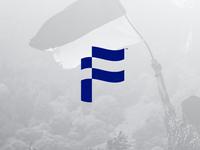 F +  Flag Logo