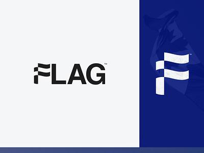F + Flag Logo pt.2 typography monogram mark isotipo logotipo logo design logo icon design branding brand identity brand badge flag logo flag
