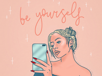 Be yourself, no one else