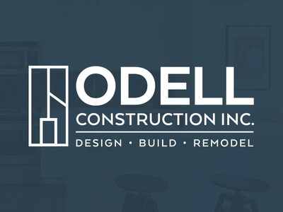 Odell Construction Inc. Logo
