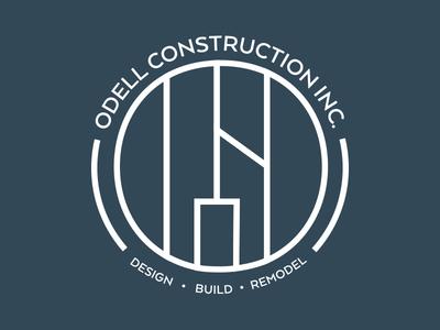 Secondary Odell Construction Inc. Logo