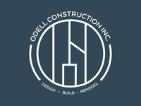 Secondary Odell Construction Inc. Logo