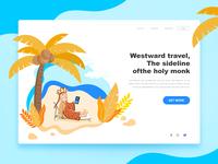 Westward travel