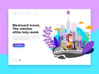 Westward travel-3
