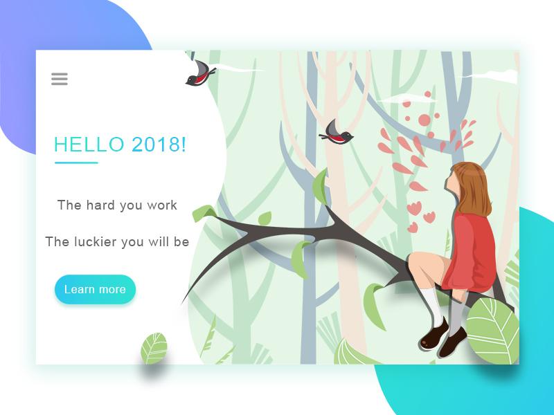 2018 hello!2018