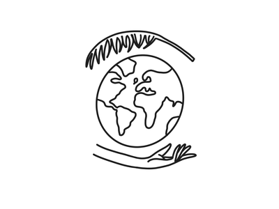 Bigger Impact recycle daily illustration
