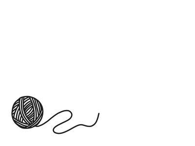 How to knit daily illustration