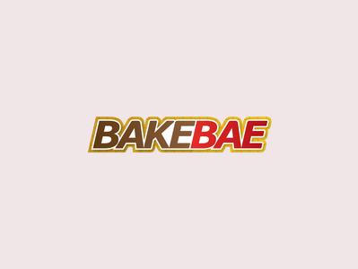 BakeBae Logo Design 🍩🍦