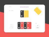 Minimalist Blackjack