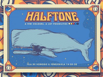 Halftone power