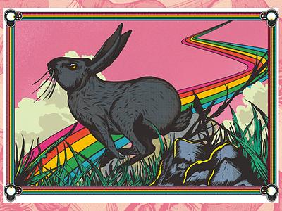 Conejo rabbit cartooncomic