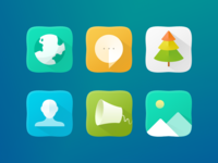 Light Icons 1 2x