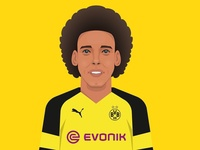 Witsel Bvb Yellow Small