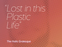 Lost in this Plastic Life