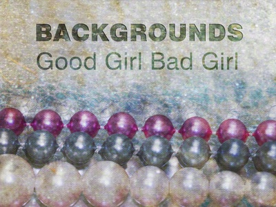 Good Girl Bad Girl Background photography graphic design computer graphics digital photography