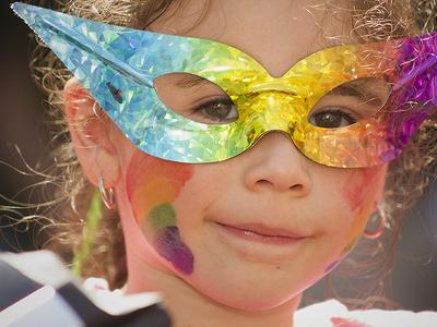 IMG 5705 Parade Girl portrait photography vancouver bc canada 2013 dee graphiques sandra adamack pride parade
