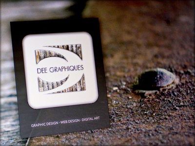 New look for Dee Graphiques' website vancouver bc canada vancouver graphic design