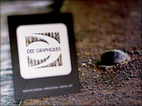 New look for Dee Graphiques' website