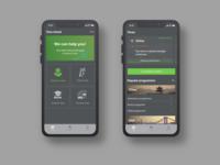 Visa HQ App