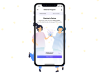 Referral Program / Sharing is caring