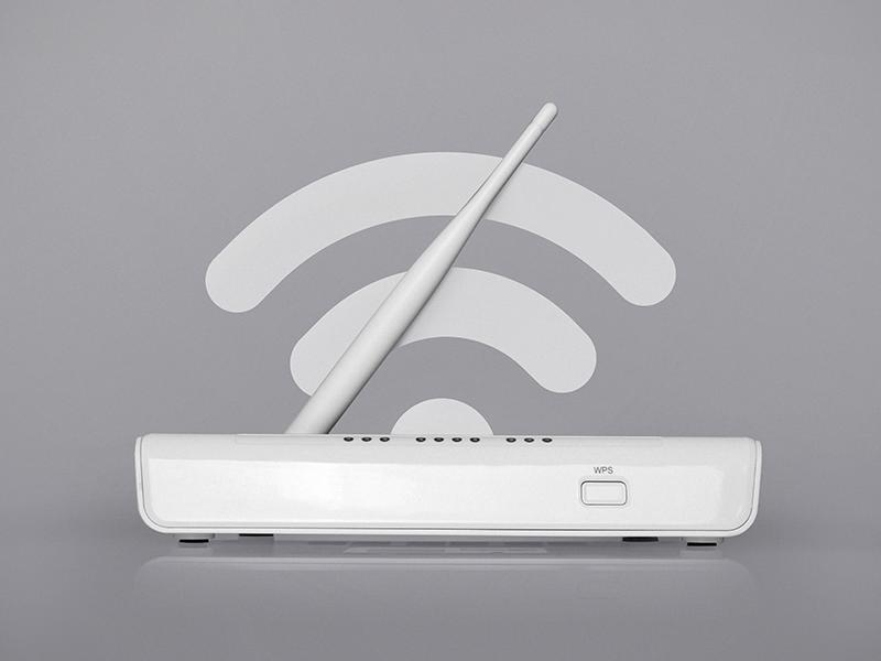 Router vector design bauhaus print wi-fi photoshop router