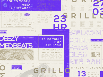 Grids on Grids on Grids ux typography design ui instagram feed feed instagram music dj layout brand grid