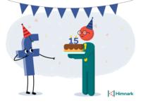 Facebook 15 Anniversary