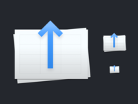 Data Export Icon