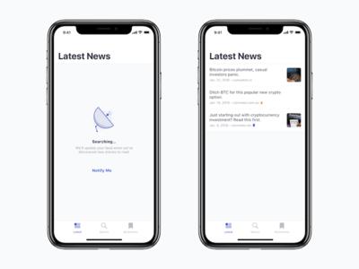 Reader App app ios story article news reader rss