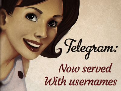 Telegram Usernames Function Promo