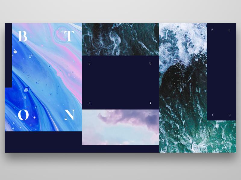 Style Frame 16 designer brighton grid motion designer style frame graphic design design motion graphics graphic mograph